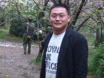 信息学院 党总支书记 林俊杰