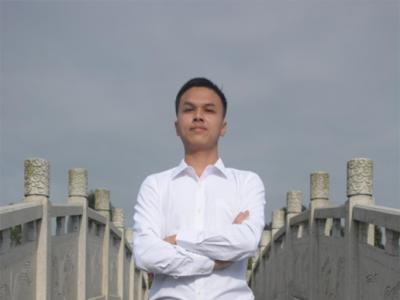 2017年国家奖学金评选候选人——朱振明