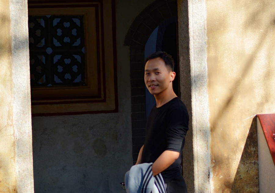 骨干辅导员 刘万里:心怀梦想,与学生一起追逐