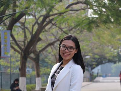 骨干辅导员 蓝乐钿:至情至精,做学生成长路上最亲爱的人